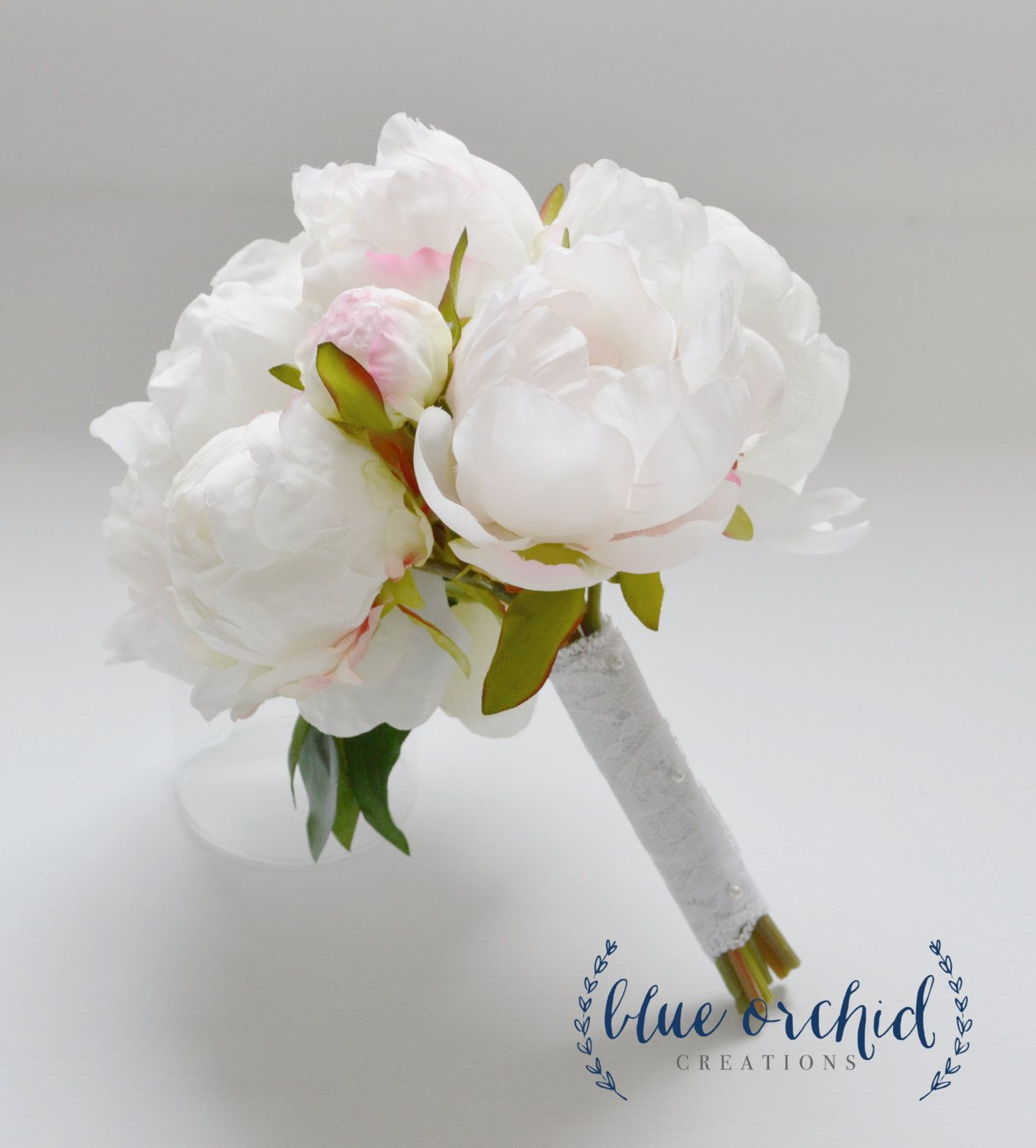 Small white peony bouquet peony bouquet in cream white peonies small white peony bouquet peony bouquet in cream white peonies silk bouquet dhlflorist Images