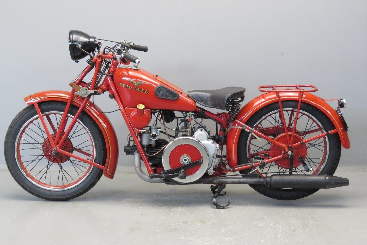 Moto Guzzi 1931 Sport 15 500cc