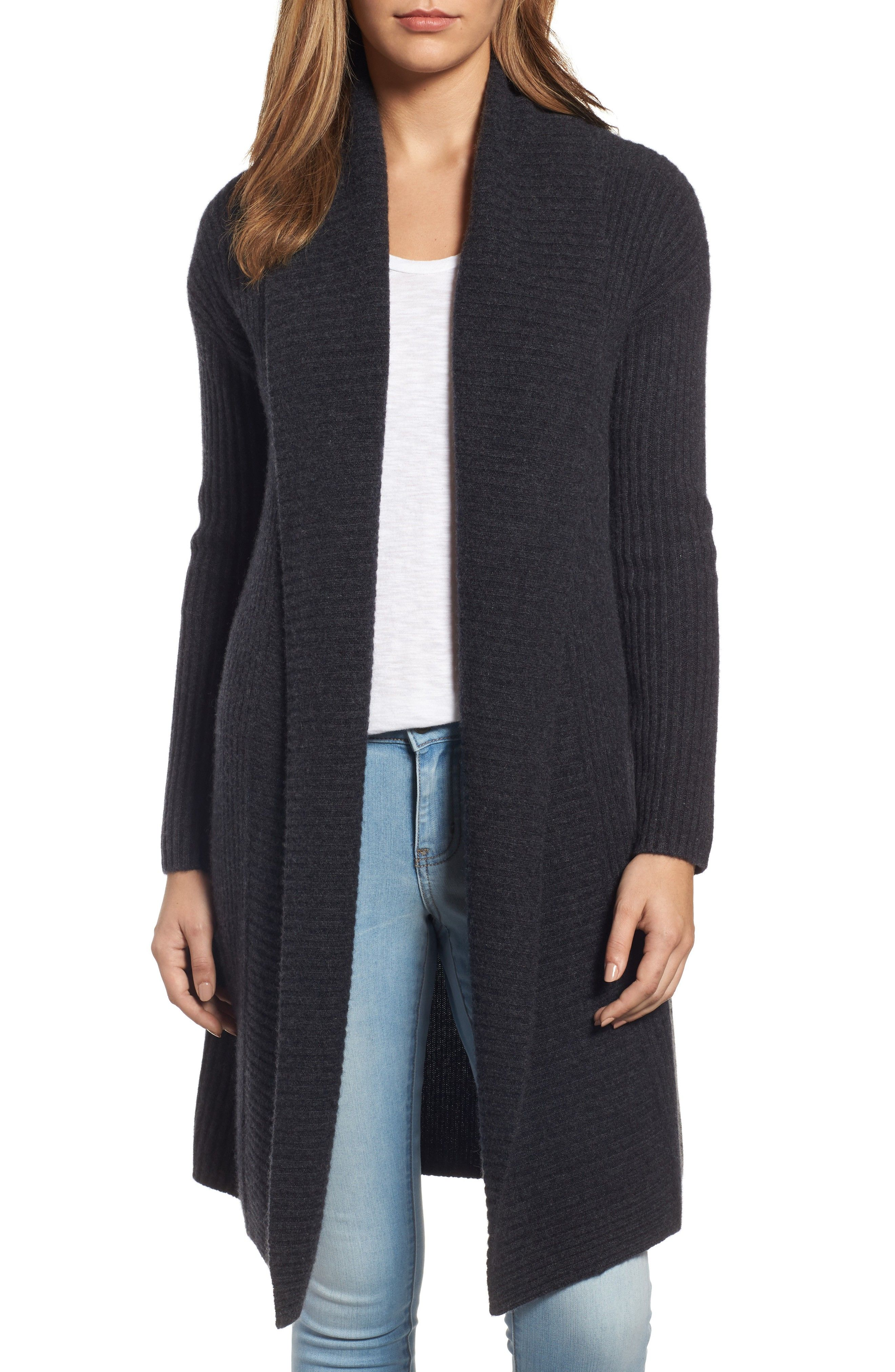 Love this soft cashmere cardigan by Halogen part of the Nordstrom ...