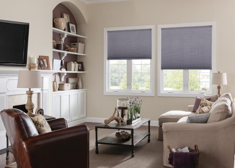 Cellular Shades Honeycomb Budget Blinds Greater Concord Area