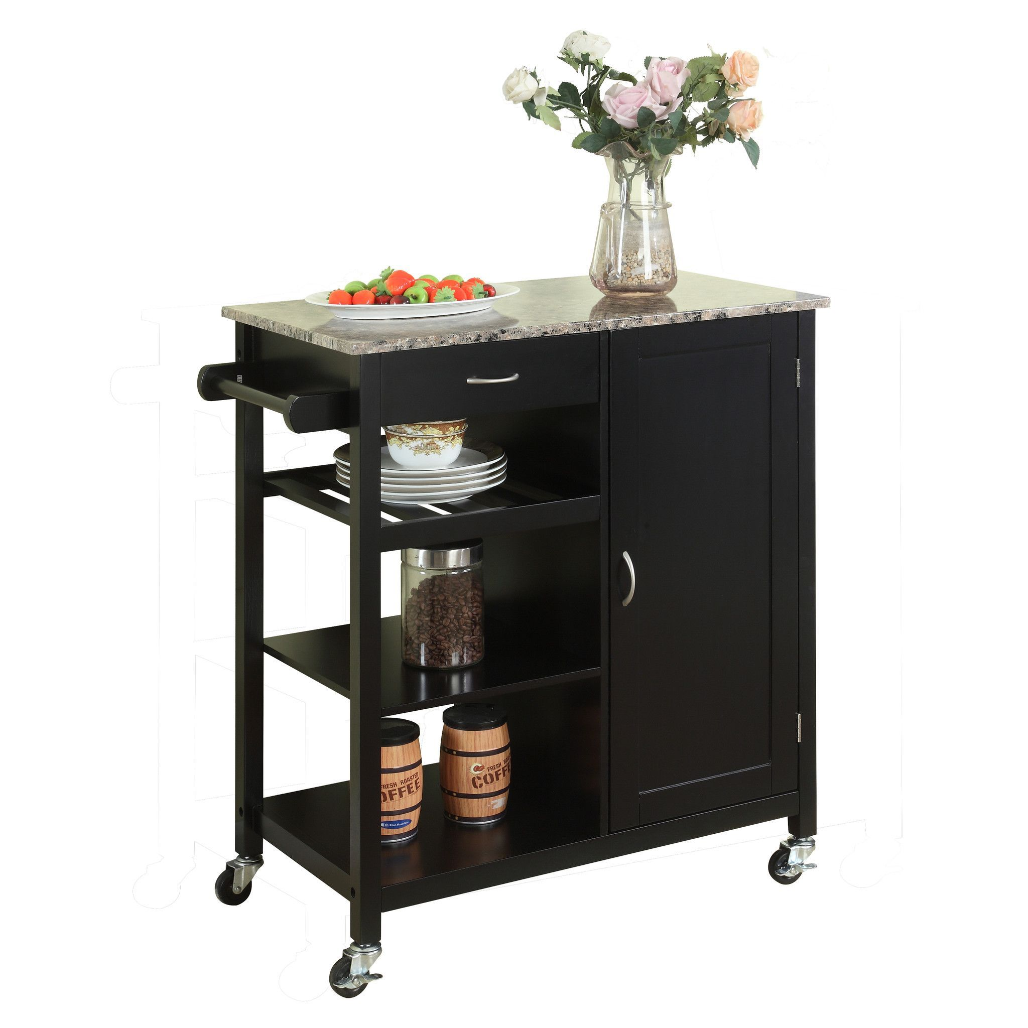 cart and storage buy xxx market wood metal kitchen industrial world