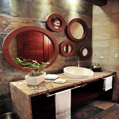 Revestimiento de piedras en paredes interiores for Paredes de piedra para interiores