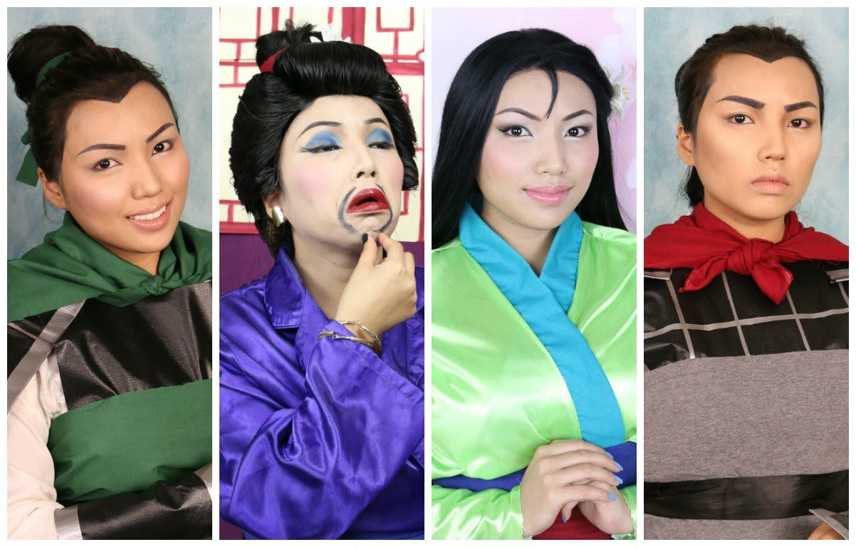 Disneys mulan makeup tutorial aka promise tamangphan is amazing disneys mulan makeup tutorial aka promise tamangphan is amazing baditri Choice Image