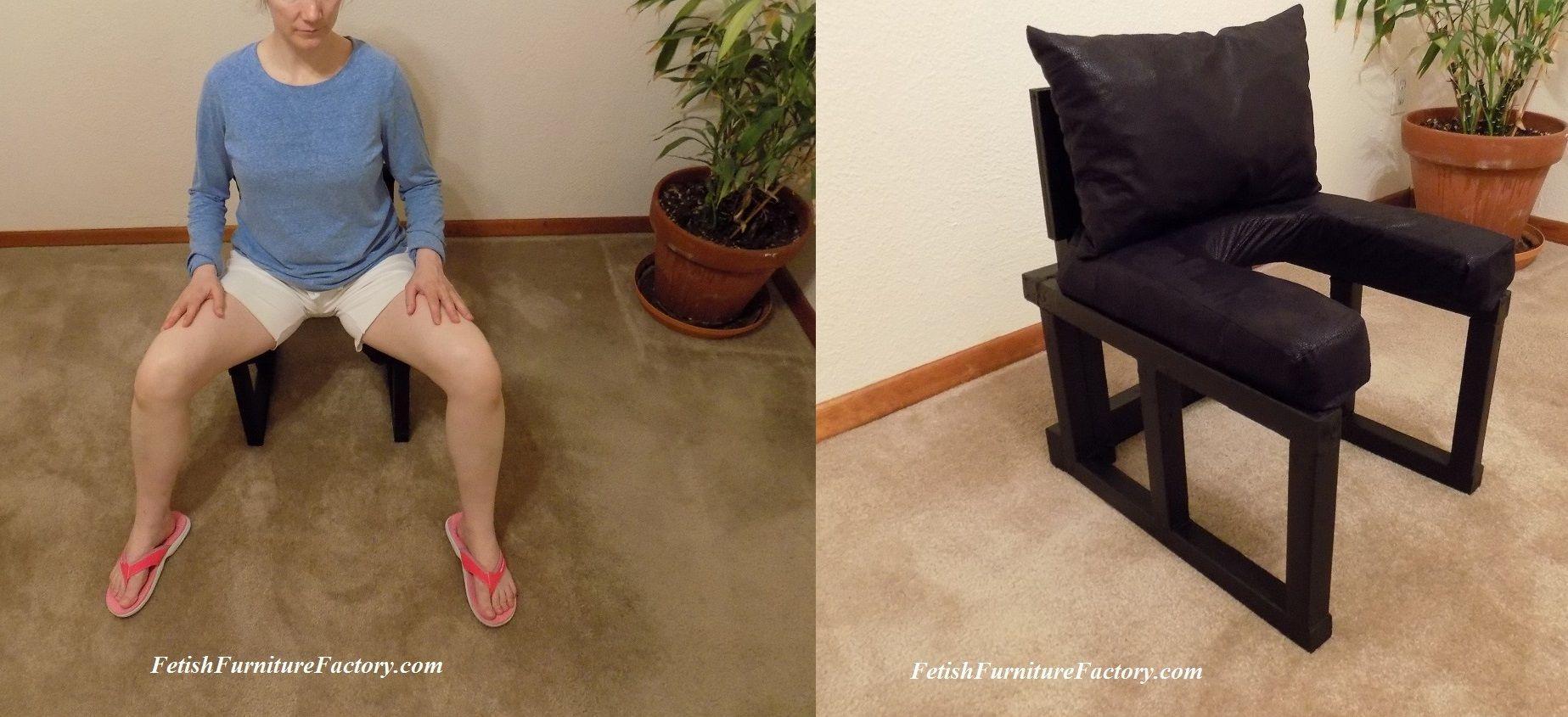Chair diy queening