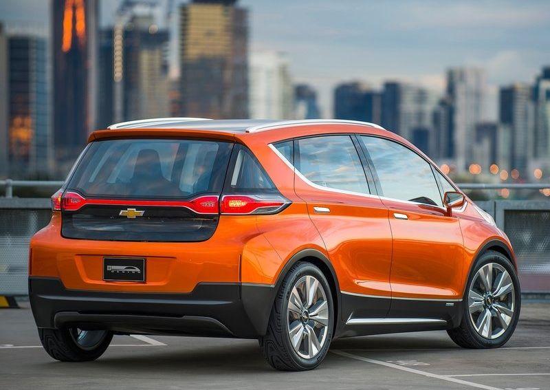 Chevrolet Bolt Une Voiture Electrique Abordable Photos