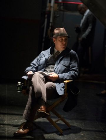 The Blacklist Behind the scenes