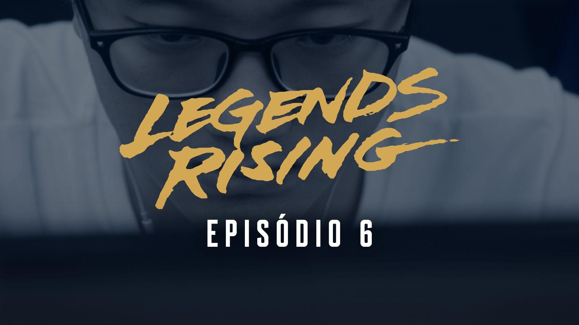 "Legends Rising Episódio 6: xPeke e SwordArt - ""Tempestades"""