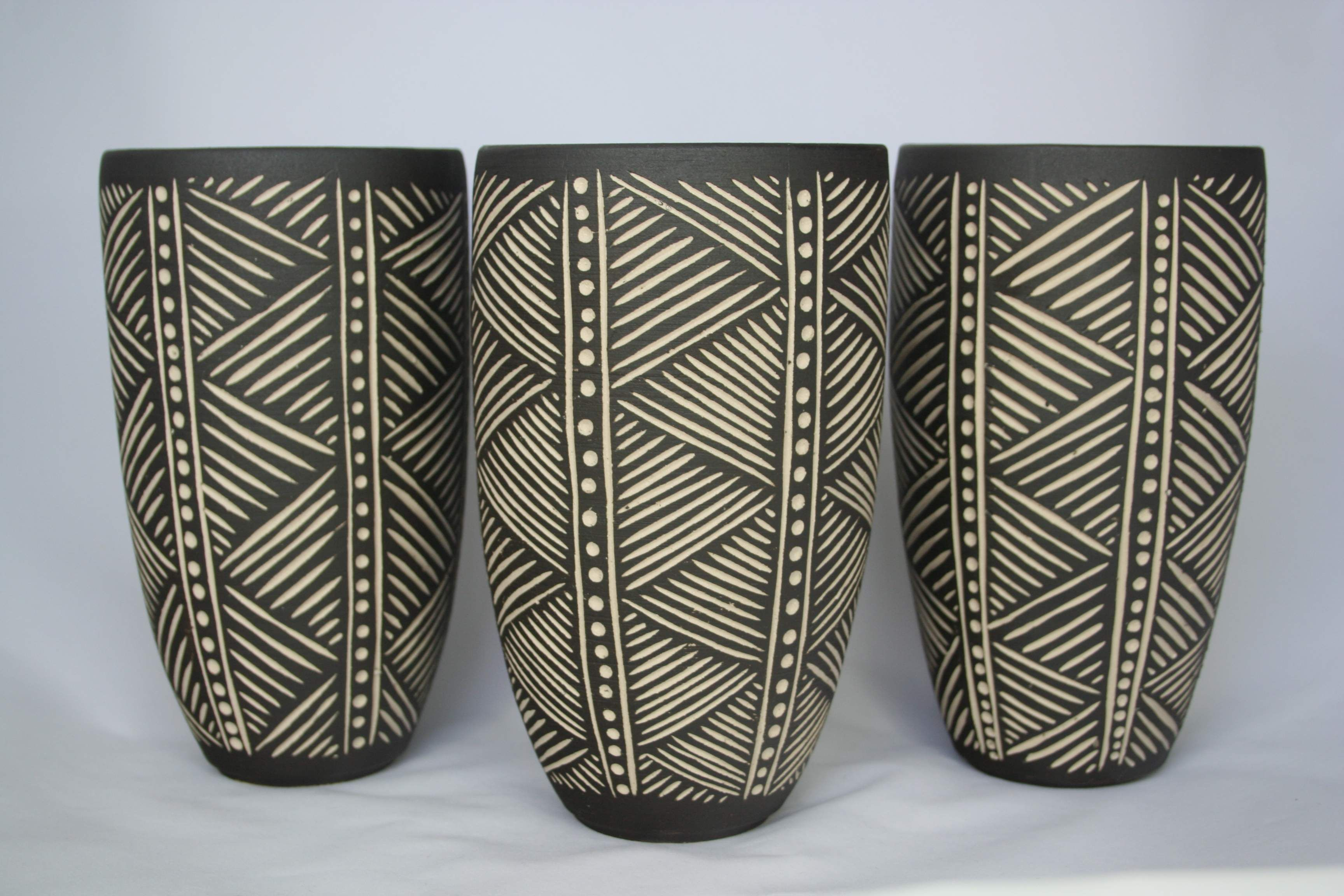 Cartwheels Backflips Architectural Tumblers African Pottery Sgraffito Pottery Designs