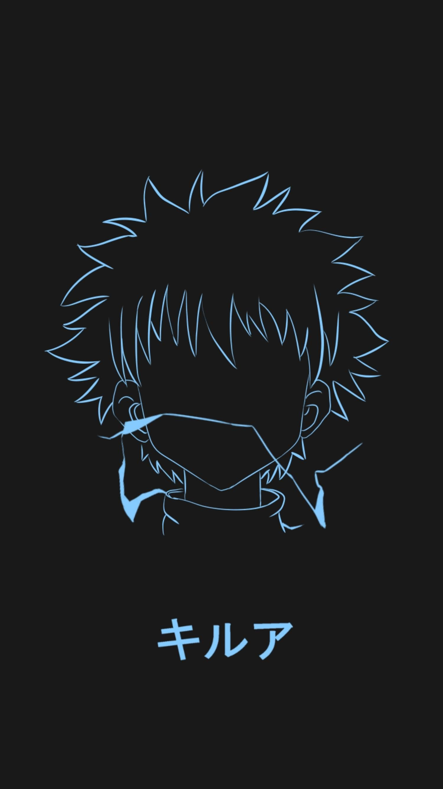 Killua Cool Anime Wallpapers Hunter Anime Hunter X Hunter