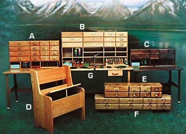 T.V. Tyr - fly fishing, tying desk, flytying bench, fly tying bench, flytyers table, furniture