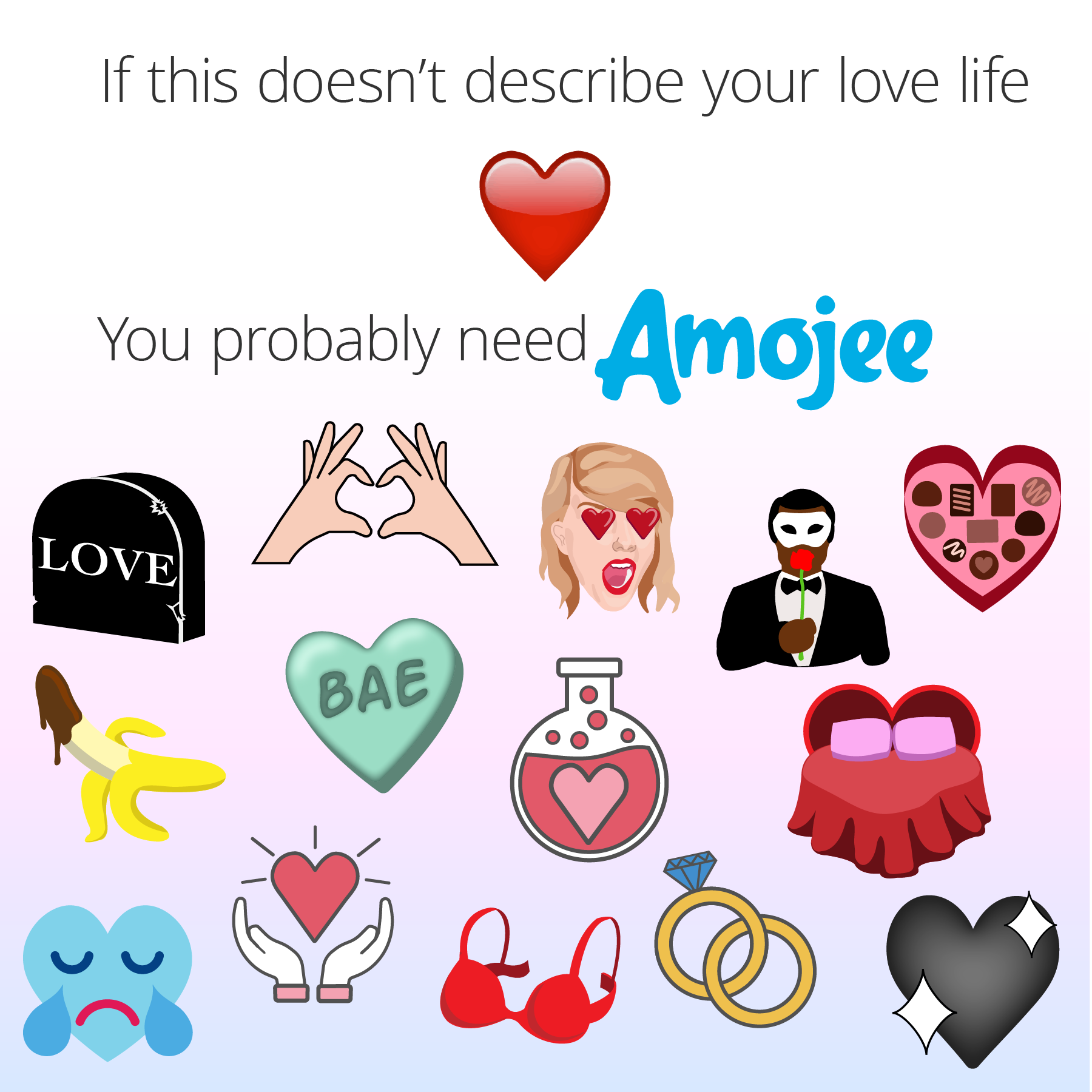 Express Your Love With Unique Emoji