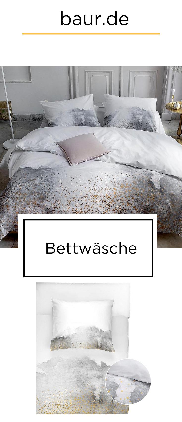 Wendebettwäsche »Touch of Gold«, Walra kaufen in 2019 | Bettwäsche ...