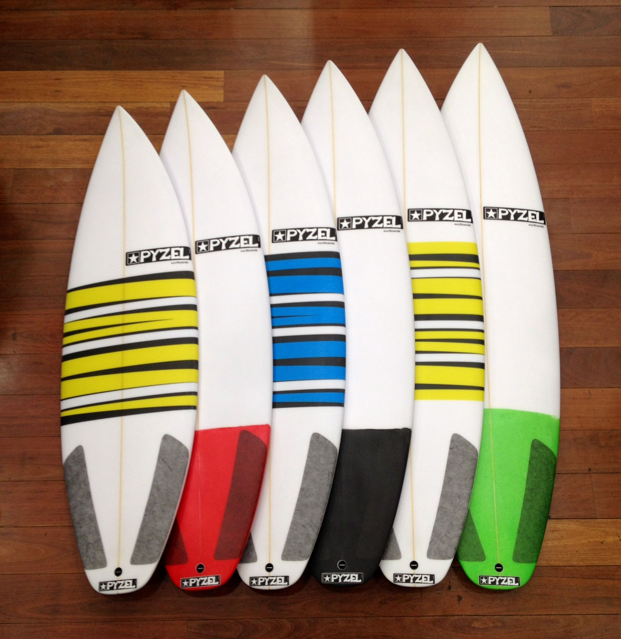 Pyzel Main Surfing Surfboard Magnetic Knife Strip