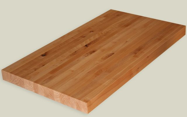 48 X 48 Knotty Alder Butcher Block Countertop 277 20 Butcher