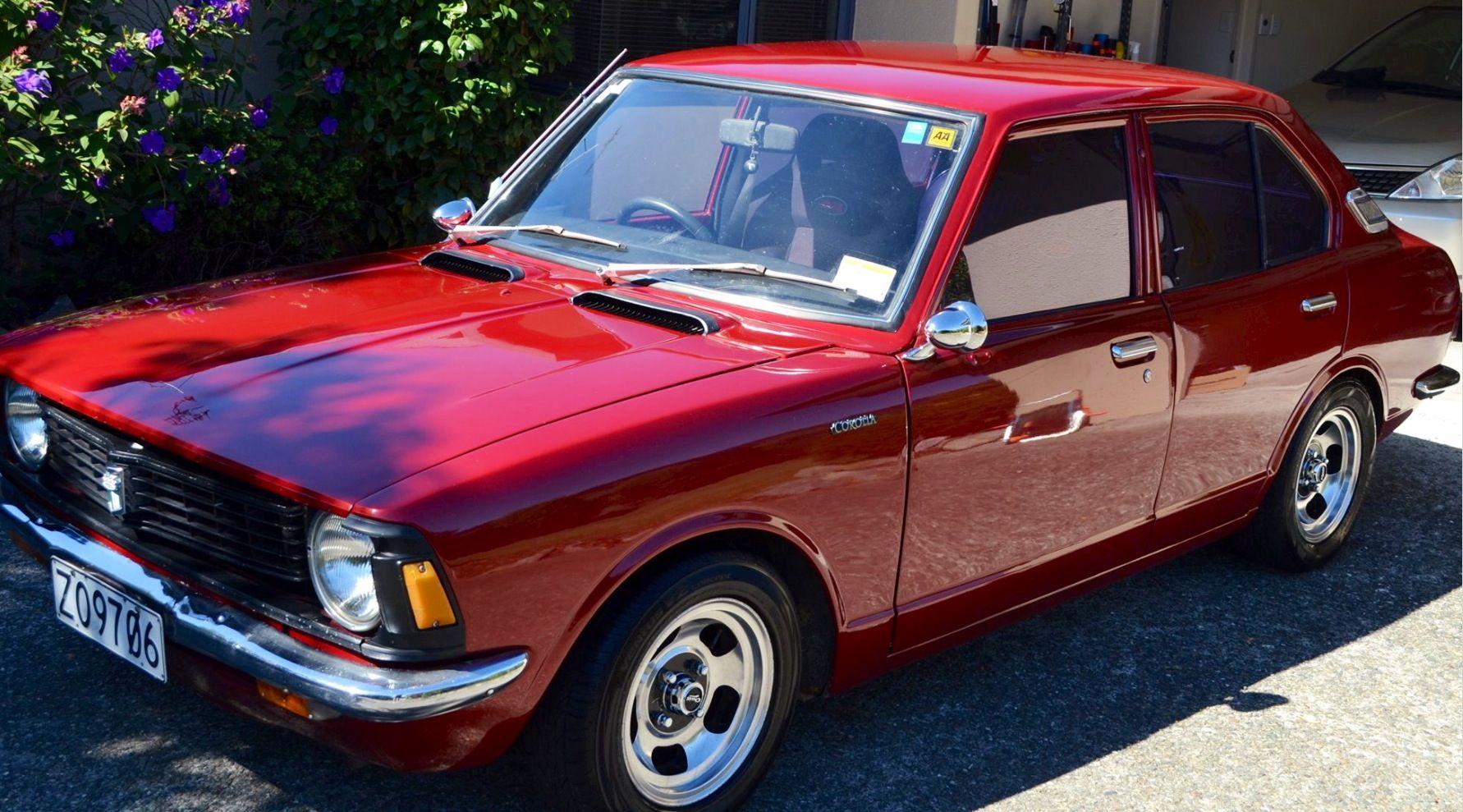 Toyota corolla ke20 1973 1970awesome toysthrowback thursdaytoyota carscar