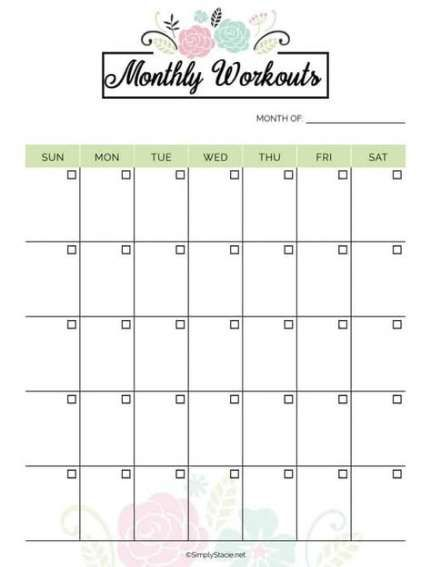 34 super Ideas for fitness planner home #fitness #home