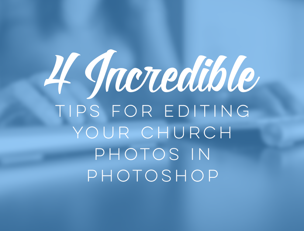 Editing your photos in Photoshop can be a little intimidating - Photoshop is a beast of a program. But there are a small handful of helpful tips that can really take you to the next level in a short period of time.