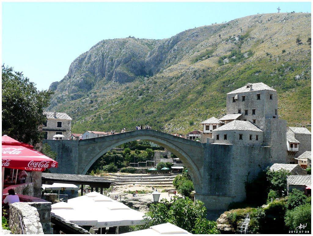 Mostar - grande abraço para todos/big hug to all - AMPLIAR/ENLARGE- Bósnia e Herzegovina .τ®√ℓΞΛج