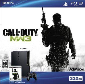 Playstation 3 320GB HW Bundle - Call of Duty: Modern Warfare 3 --- http://www.amazon.com/Playstation-320GB-HW-Bundle-Warfare-3/dp/B007U5MEH0/?tag=topsecdatt0a2-20