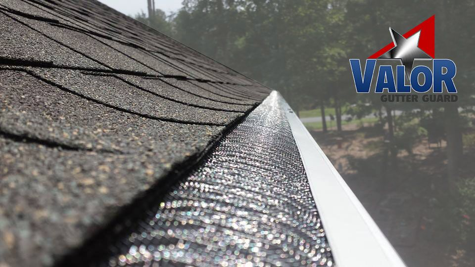 Valor Gutter Guards Make Your Roof Beautiful Gutter Guard Gutters Gutter Protection