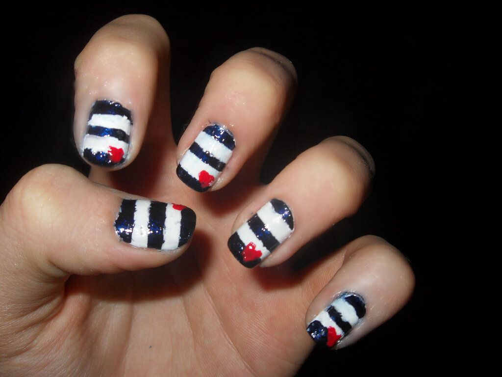 Nail Design for Teenagers – spring nails design: Teenagers Nail ...