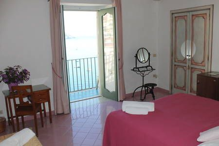 Check out this awesome listing on Airbnb: Casa Cosenza Romantic double room 1 - Bed & Breakfasts for Rent in Positano