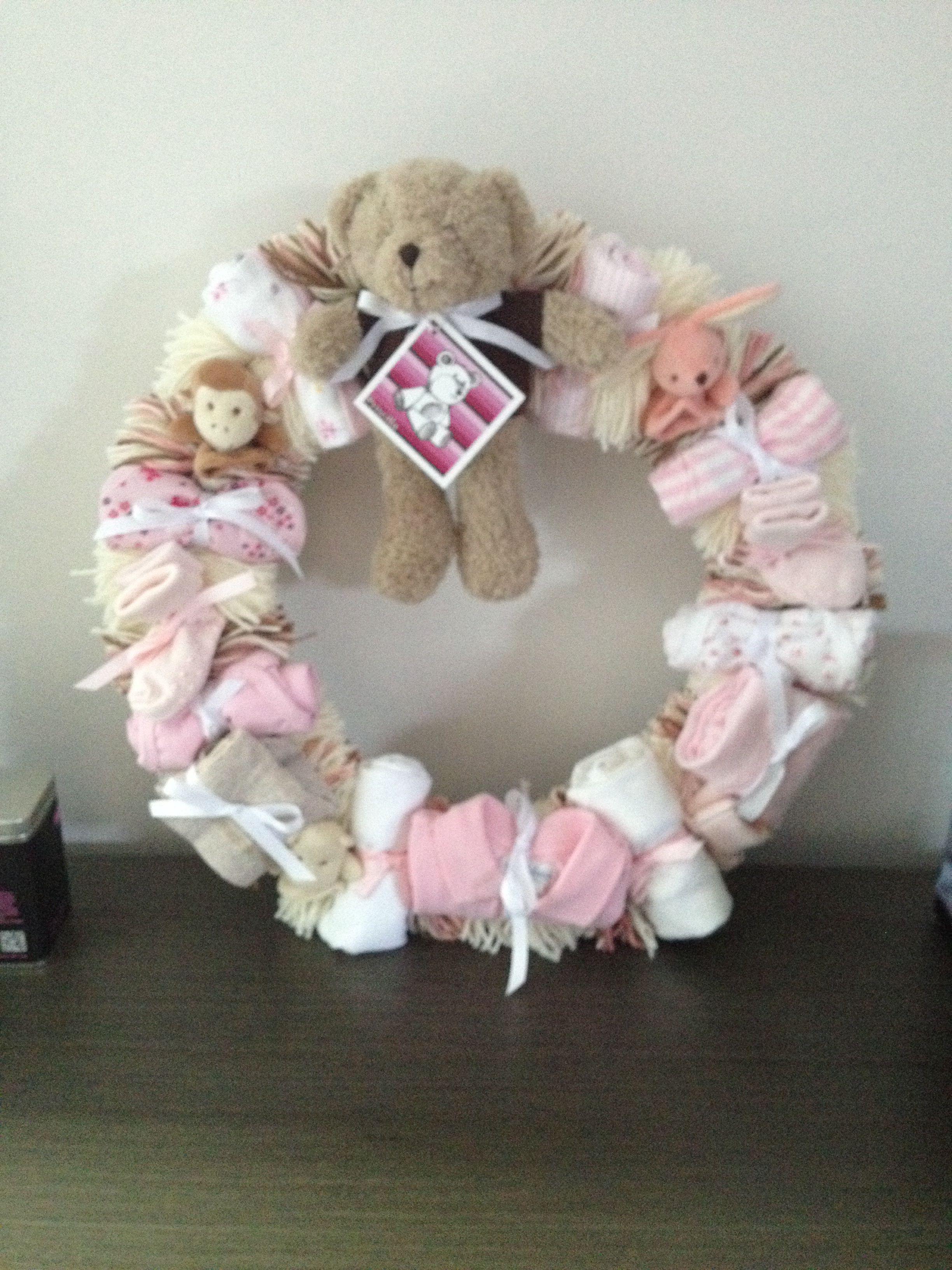 Regalo para baby shower o el hospital regalos para ni os - Detalles para baby shower ...