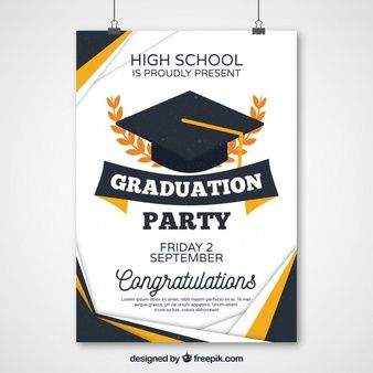 Discover The Best Free Resources Of Poster Template Graduation