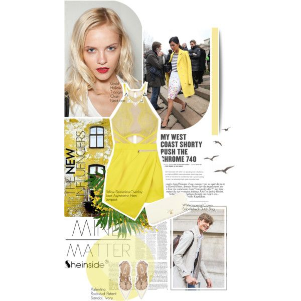 The new Influencers, created by juhh on Polyvore