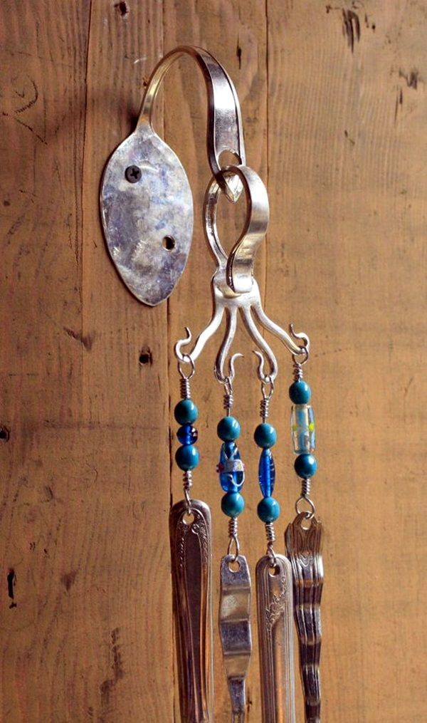 40 diy wind chime ideas to try this summer wind chimes for Wind chimes homemade crafts