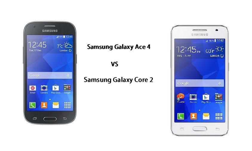 Harga Samsung Galaxy Ace 4 Vs Galaxy Core 2 Spesifikasi Dan