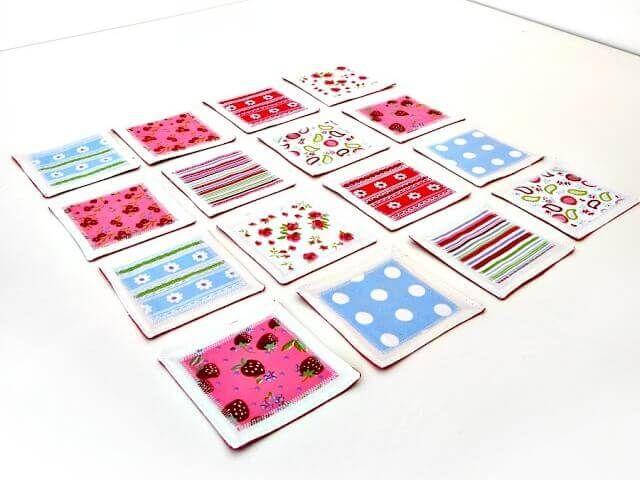 memoryspiel diy for children pinterest n228hen