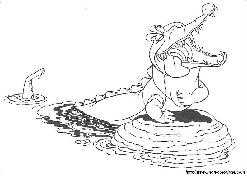 peter pan coloring pages - Google-søgning   Bella   Mermaid coloring ...