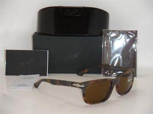 PERSOL 3048 Sunglasses Matte Havana Caffe Frame Brown PO 3048-S 9007 33 58mm 5700548ee22b
