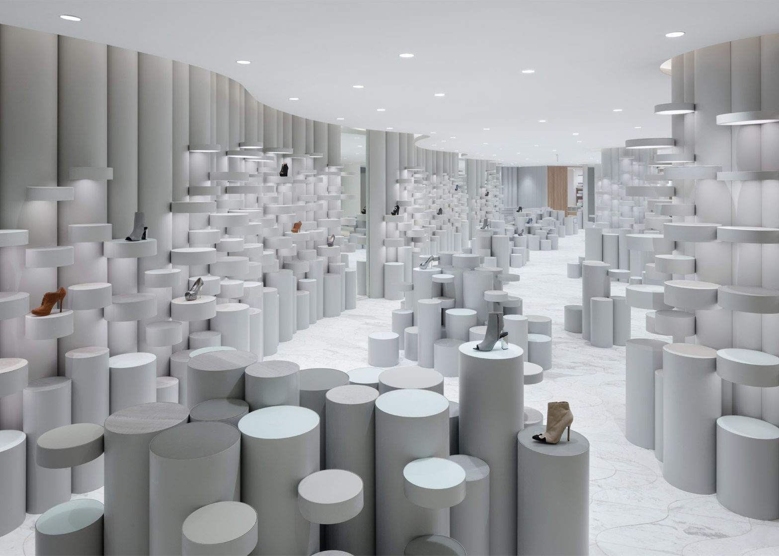 Retail Architecture: Siam Discover shopping centre in Bangkok by Nendo