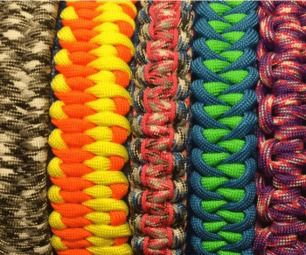 Paracord Weaves With Images Paracord Weaves Paracord Bracelet