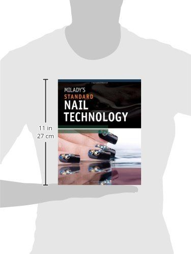 Milady S Standard Nail Technology Book Health Http Www Healthbooks