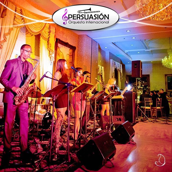 #OrquestaPersuasión - Para conocer más acerca de su trabajo y ver fotografías ingresar al siguiente link: http://portalnovia.pe/orquestapersuasion