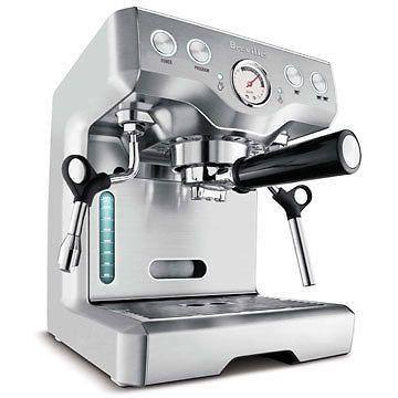 Breville Espresso Cappuccino Machine Bes830xl Cappuccino Machine Breville Espresso Espresso