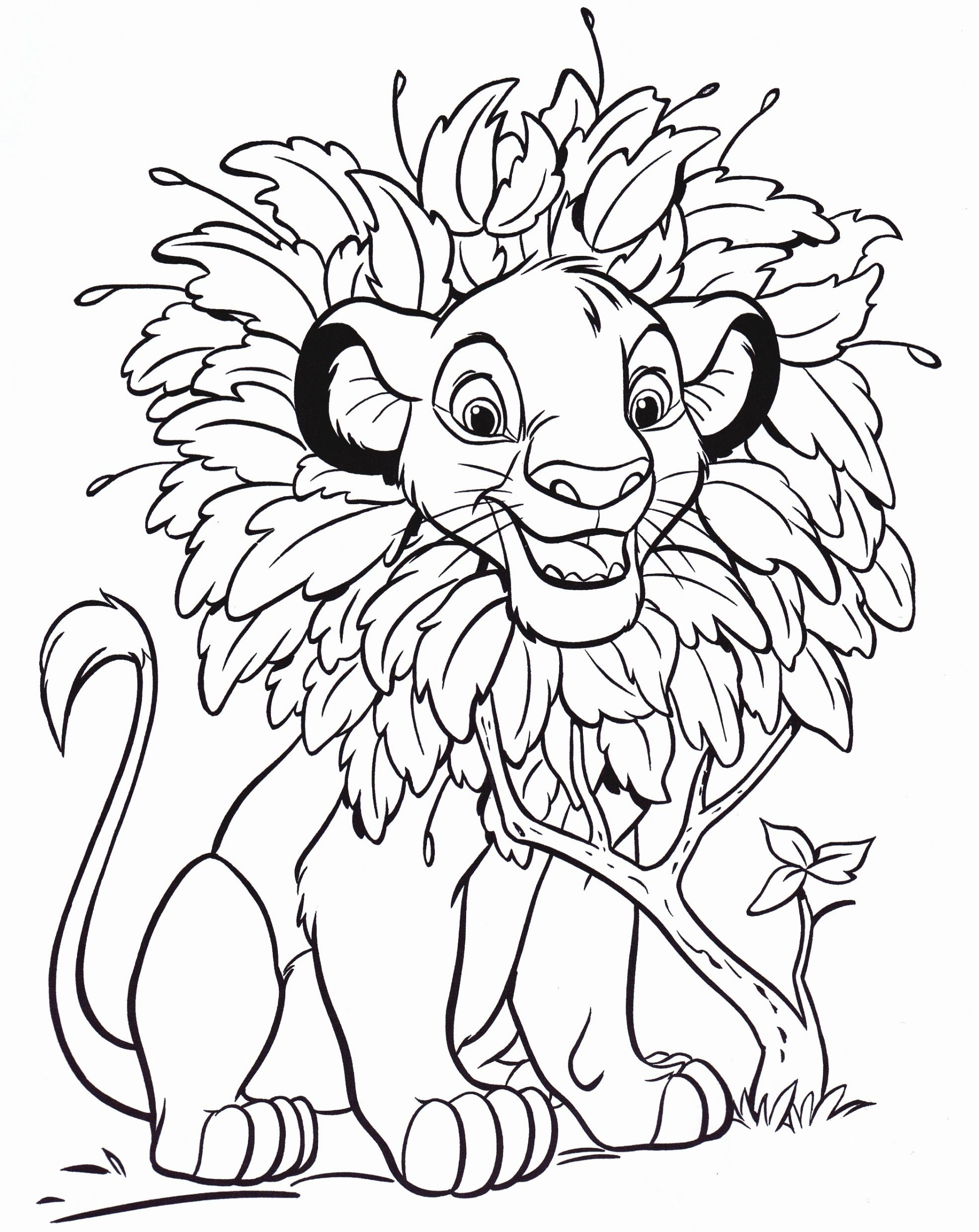 Pin by myfreeprintablecoloringpages on disney coloring pages