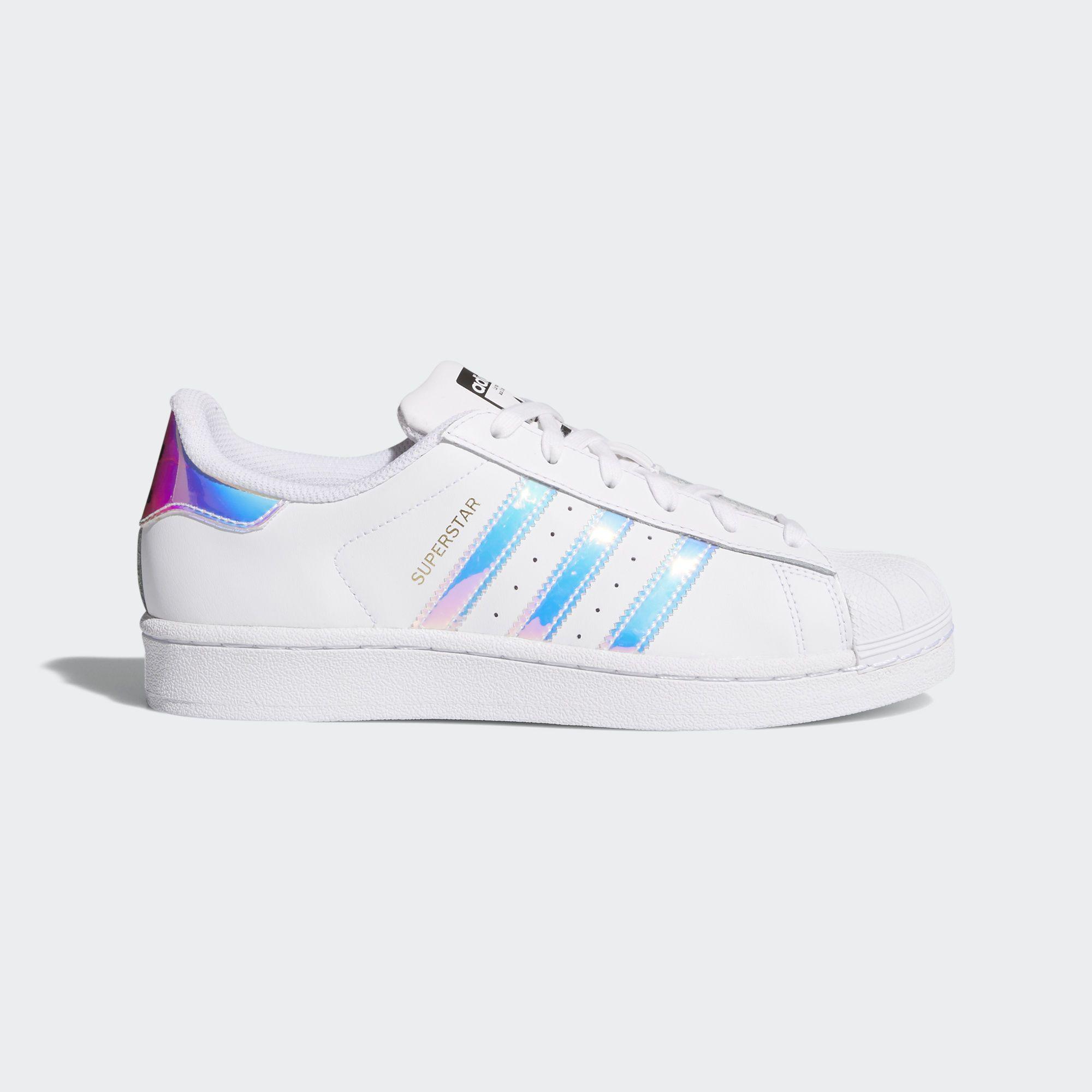 Disminución obispo acero  Adidas, AW 2018-19 | Sapatos de estrelas, Adidas superstar brancas, Super  estrela
