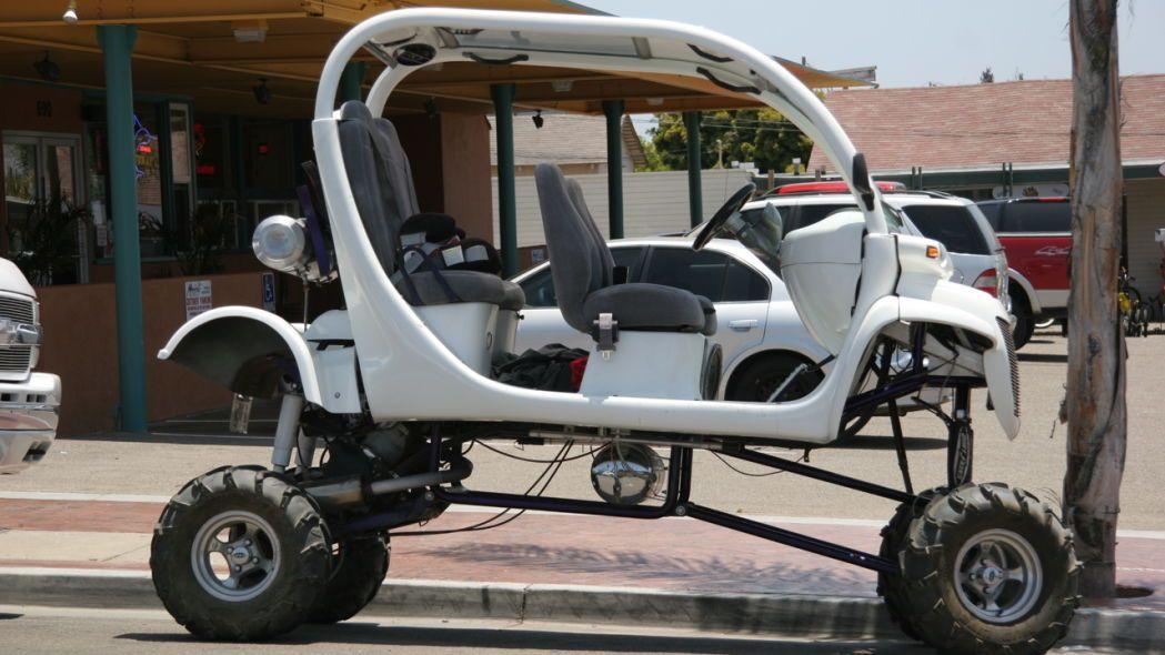 Off road all electric ATV Golf carts, Cool bikes, Gem