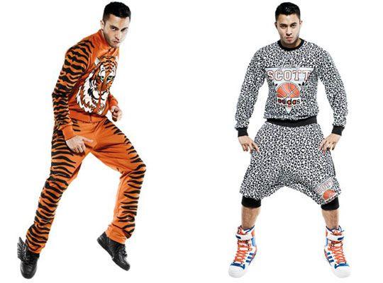 adidas by jeremy scott clothing