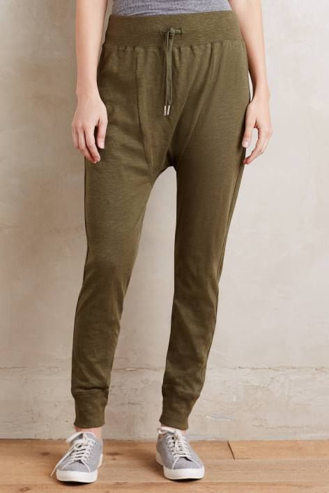 Slouched Drawstring Joggers by Grey State | Pinned by topista.com
