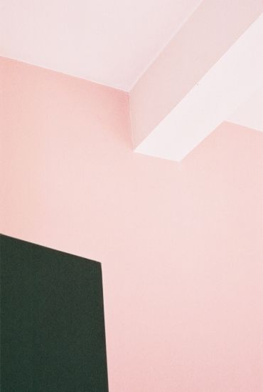 Walled In: Rosa Rendl - artsy forager #art #photography #pink