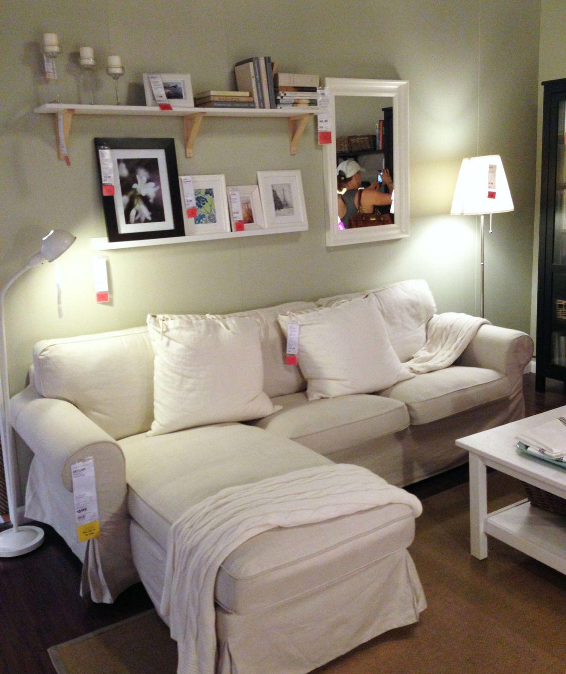 Ikea Model Living Room Zal V Nebolshoj Kvartire Uyutnyj Dekor Spalni Ukrasheniya Dlya Gostinoj