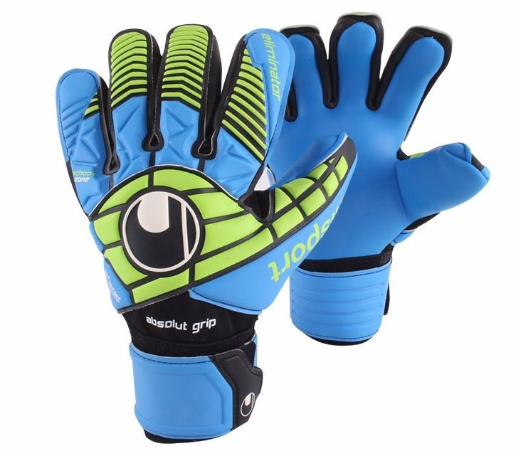 uhlsport Mens Supersoft Sf Goalkeeper Gloves