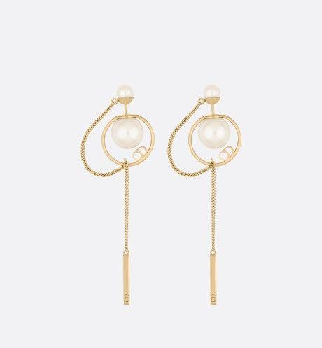 da14a357d3 Dior Earrings 32 2018 | Christian Dior in 2019 | Dior earrings ...