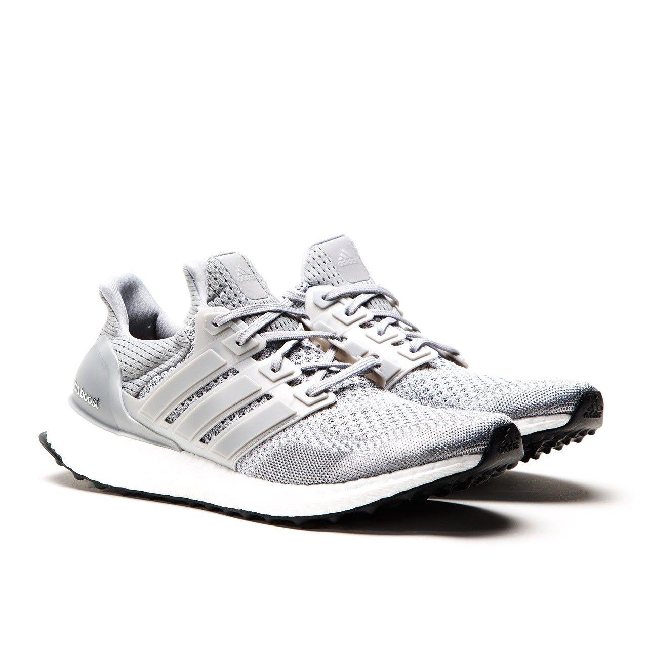 adidas Ultra Boost LTD (Silver Metallic)  ec569b16b