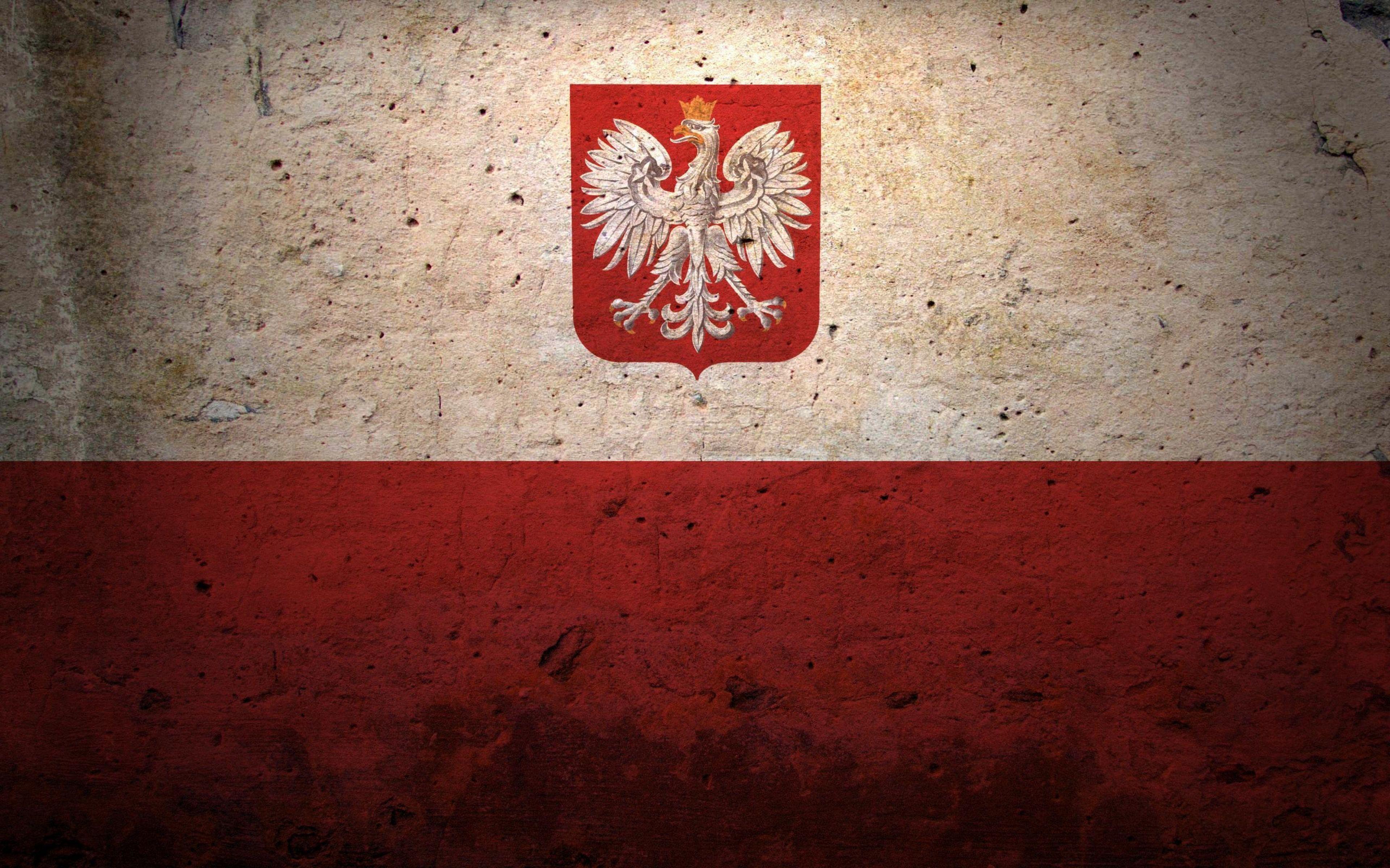Flag Coat Of Arms Poland Symbols Texture 50751 3840x2400 Jpg 3840